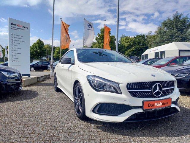 Mercedes-Benz CLA 180 Shooting Brake AMG Line, Navi, eSD ..., Jahr 2017, Benzin