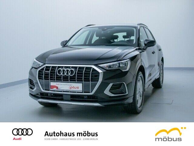 Audi Q3 advanced 40 TDI QU*S-TRO*KLIMA*VIRT*, Jahr 2019, Diesel