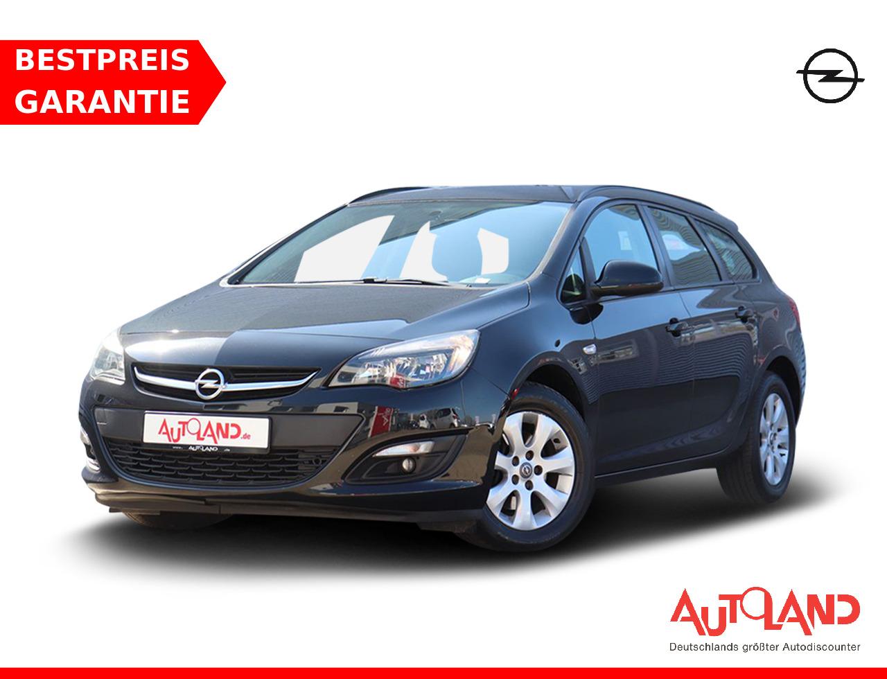 Opel Astra, Jahr 2014, Diesel