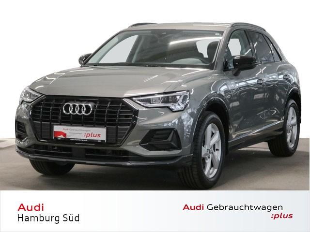 Audi Q3 35 TFSI Sport advanced NAVI/LED/VIRTUAL/AHK/OPTIKPAKET, Jahr 2019, Benzin