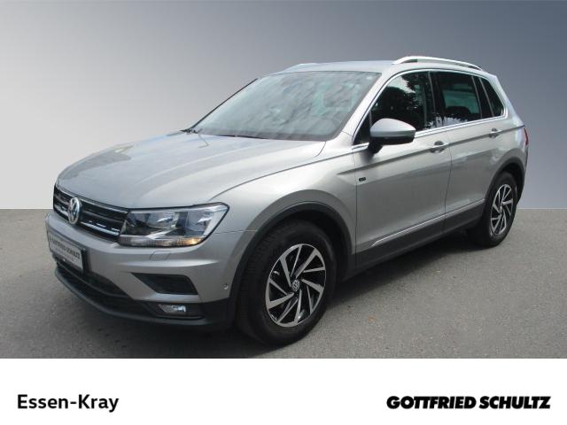 Volkswagen Tiguan Join 1.4 TSI ACT OPF AHK NAVI RFK, Jahr 2018, Benzin