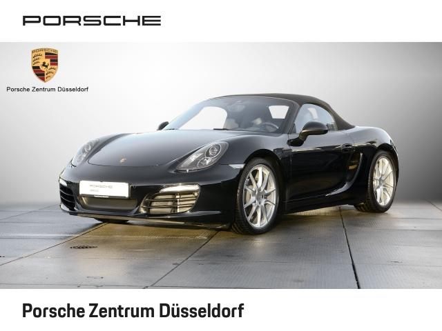 Porsche Boxster Black Edition SportabGasanlage 20'' Carrera S Räder, Jahr 2015, Benzin