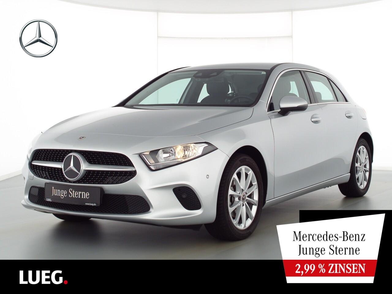 Mercedes-Benz A 180 d Progressive+MBUXHighEnd+AR+ParkAssistent, Jahr 2020, Diesel
