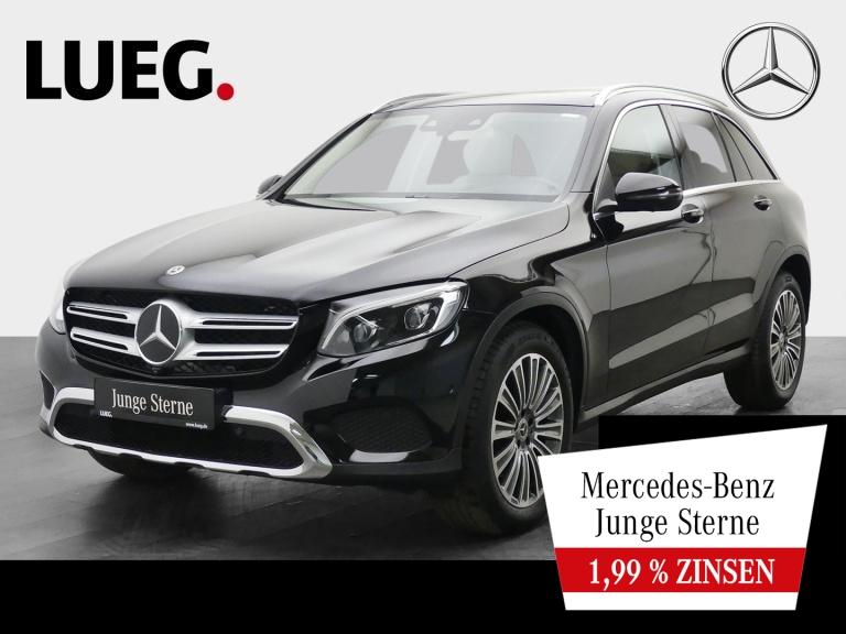 Mercedes-Benz GLC 350 d 4M COM+Pano+LED+Sthzg+Distr+19+HUD+360, Jahr 2018, Diesel