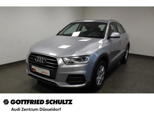 Audi Q3 2.0 TDI 88(120) KW(PS) 6-Gang, Jahr 2018, Diesel