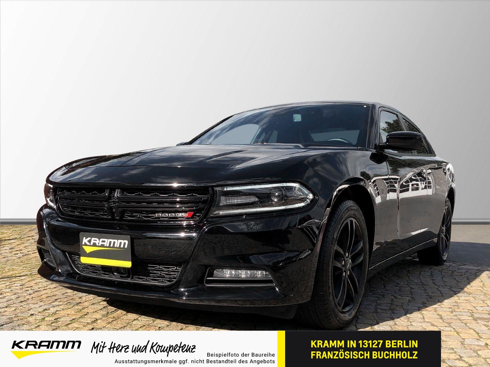 Dodge Charger SXT AWD 3.6L V6, Jahr 2019, Benzin
