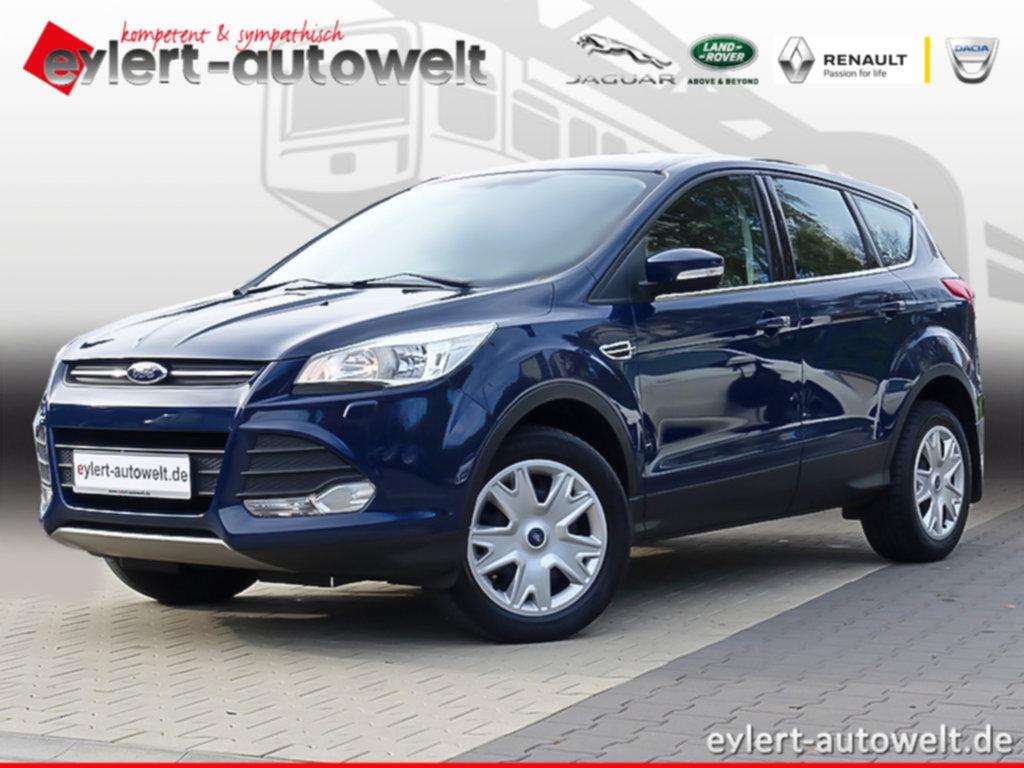 Ford Kuga Trend 1,5 EcoBoost KLIMA ZV eFH SHZ ESP AHK, Jahr 2014, petrol