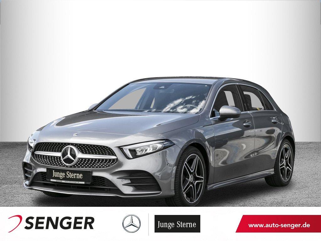 Mercedes-Benz A 180 *AMG*Display digital*Kamera*LED*Ambiente*, Jahr 2020, Benzin