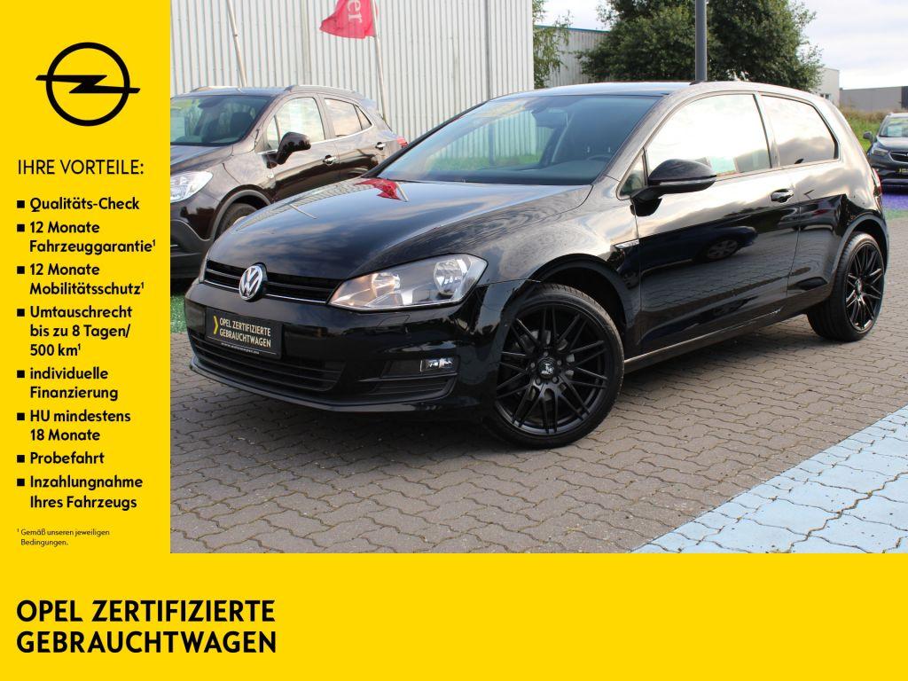Volkswagen Golf 1.2 TSI BMT Cup Tempomat BT Sitzhzg PDC, Jahr 2014, Benzin