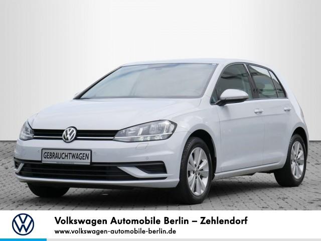 Volkswagen Golf VII 1.0 TSI BMT Trendl Klima PDC Telefon, Jahr 2017, Benzin