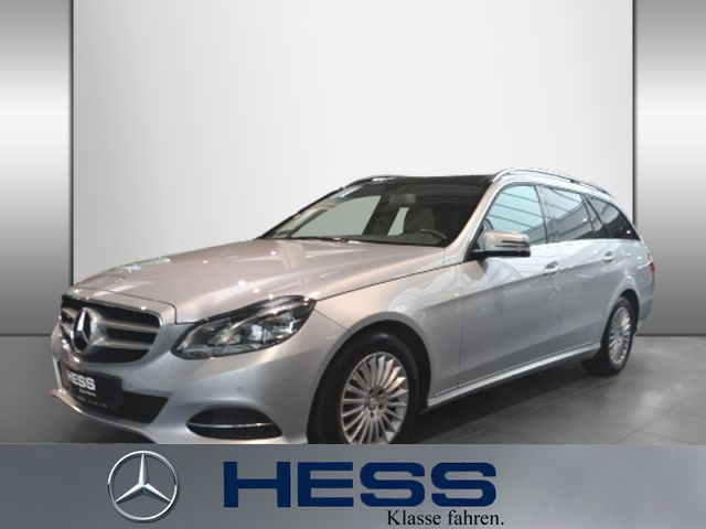 Mercedes-Benz E 200 BT T Avantgarde+Pano.-Dach+LED+Kamera+Navi, Jahr 2015, Diesel