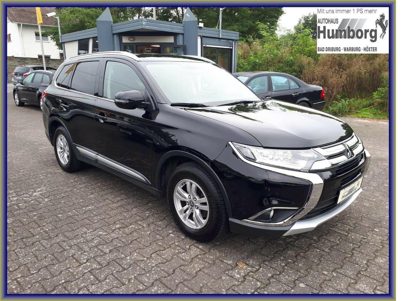 Mitsubishi Outlander 2.0 MIVEC SUV-Star 2WD, Jahr 2016, Benzin