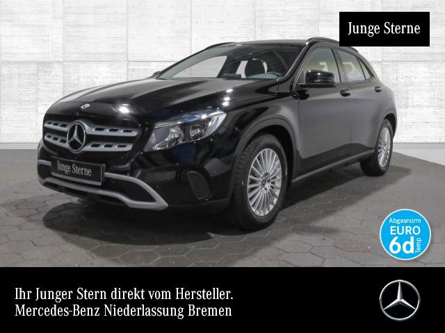 Mercedes-Benz GLA 180 Navi PTS Sitzh Temp Keyl-GO, Jahr 2018, petrol