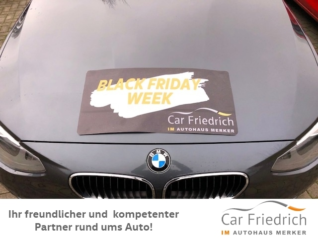 BMW 116 d EfficientDynamics Edition Sport, Jahr 2014, Diesel