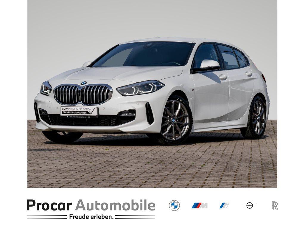 BMW 118i /5 M SPORT LED LIVE COCKPIT PLUS DAB HiFi, Jahr 2021, Benzin
