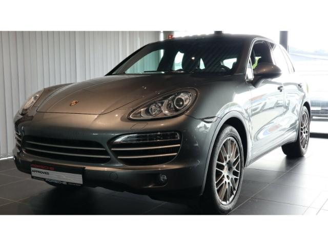 Porsche Cayenne Diesel PlatinumEdition &quot,SWA,Luftfed.&, Jahr 2014, diesel