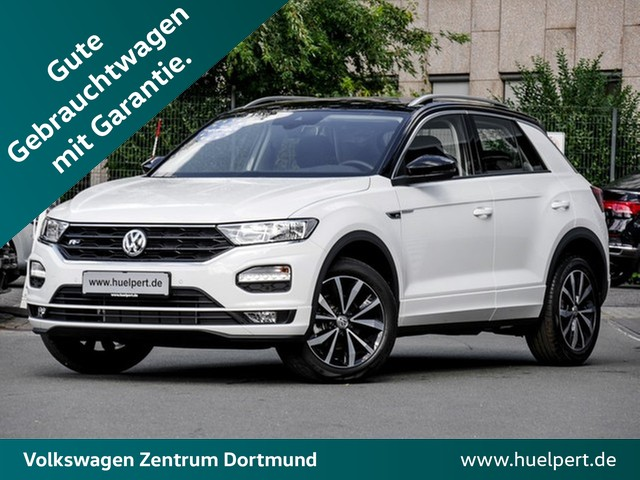 Volkswagen T-Roc 1.0 OPF Style R-Line Ext. / EU-NW / NAVI ACC PDC SHZ KLIMA ALU17, Jahr 2020, Benzin