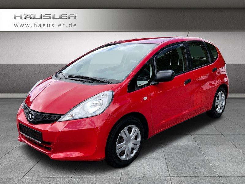 Honda Jazz 1.2 Advantage *Klima*5-Türig*Radio-CD*uvm, Jahr 2012, petrol