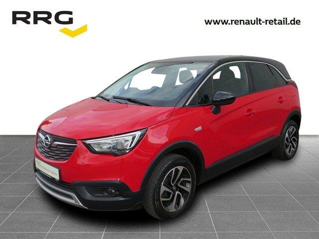 Opel Crossland X finanzieren