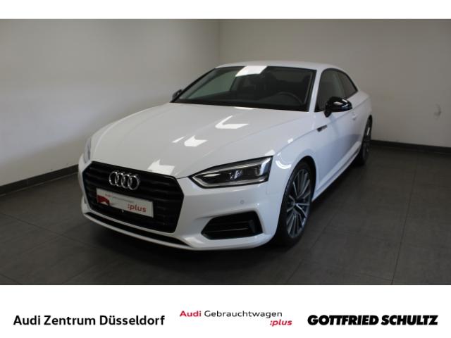 Audi A5 Coupe 2.0 TFSI S-tronic Sport, Jahr 2018, Benzin