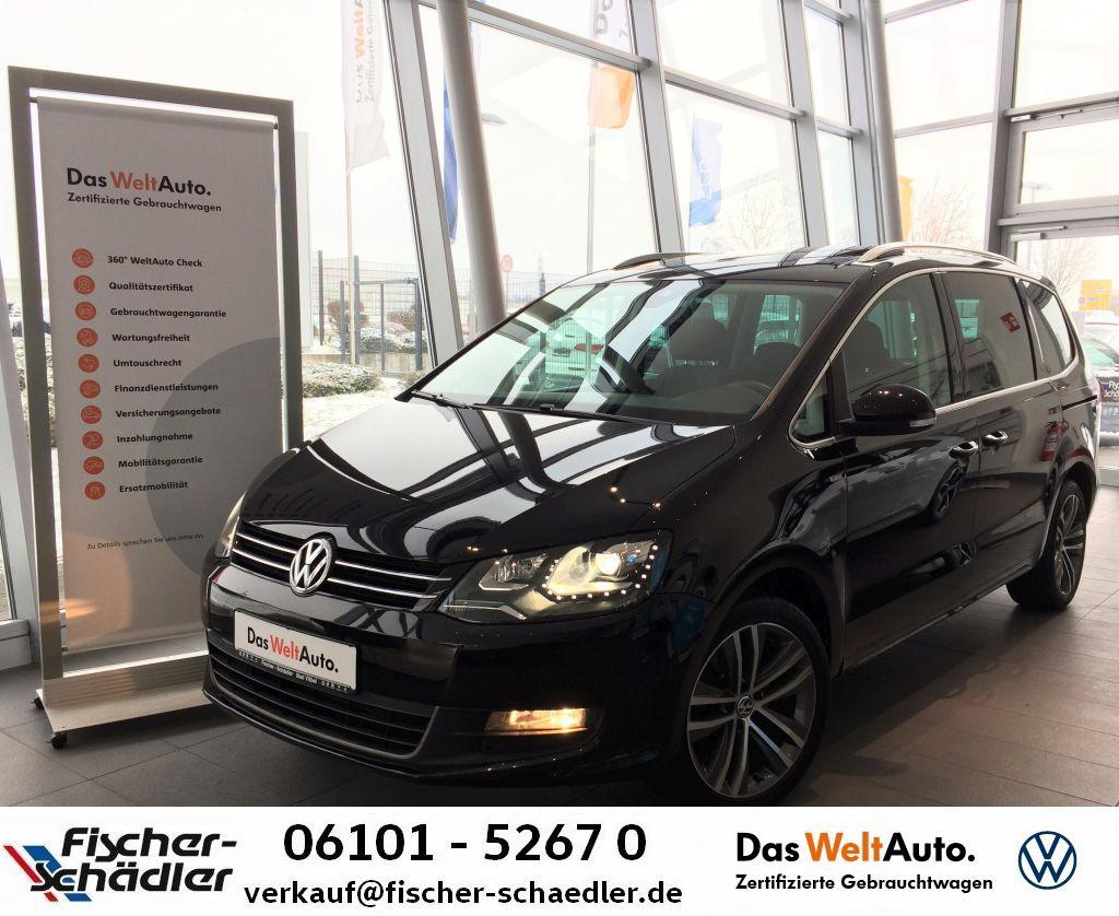 Volkswagen Sharan Highline Life 2.0TDI*DSG*7Sitzer*StandHz*, Jahr 2013, Diesel