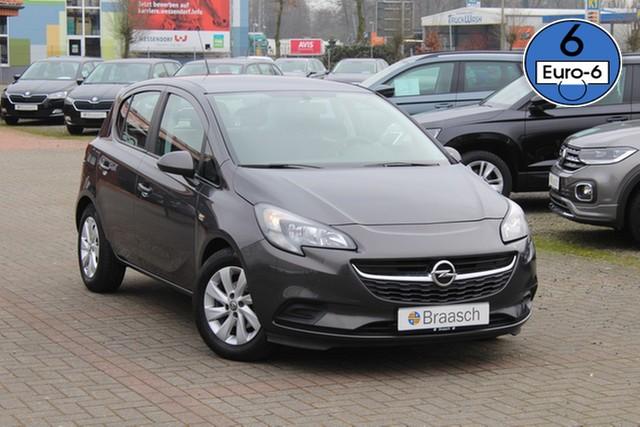 Opel Corsa E 1.4 Edition Bluetooth Parkpilot, Jahr 2015, Benzin