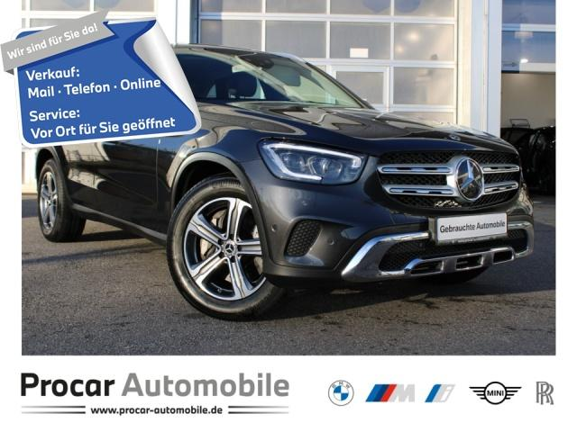 Mercedes-Benz GLC 400 d 4MATIC HeadUp High End Paket AHK LED, Jahr 2019, Diesel