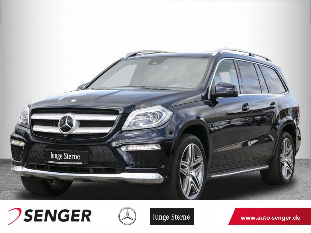 Mercedes-Benz GL 350 BT 4M*AMG*AHK*Comand*Pano*Distronic*Xenon, Jahr 2015, Diesel