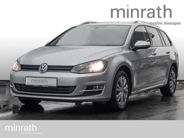 Volkswagen Golf Variant VII Lounge BMT 1.2 TSI PDC, Jahr 2015, Benzin