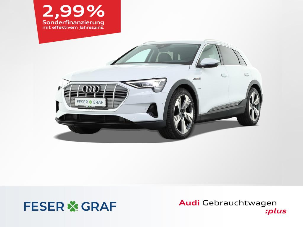 Audi e-tron 50 quattro ACC/Kamera/Virtual Plus/Alu-21, Jahr 2020, Elektro