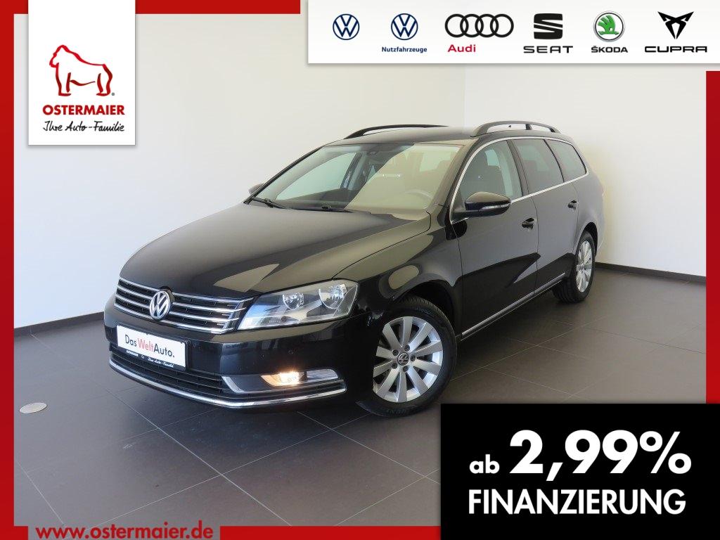 Volkswagen Passat Variant COMFORTLINE 1.4TSI 122PS.CLIMA.NA, Jahr 2013, Benzin
