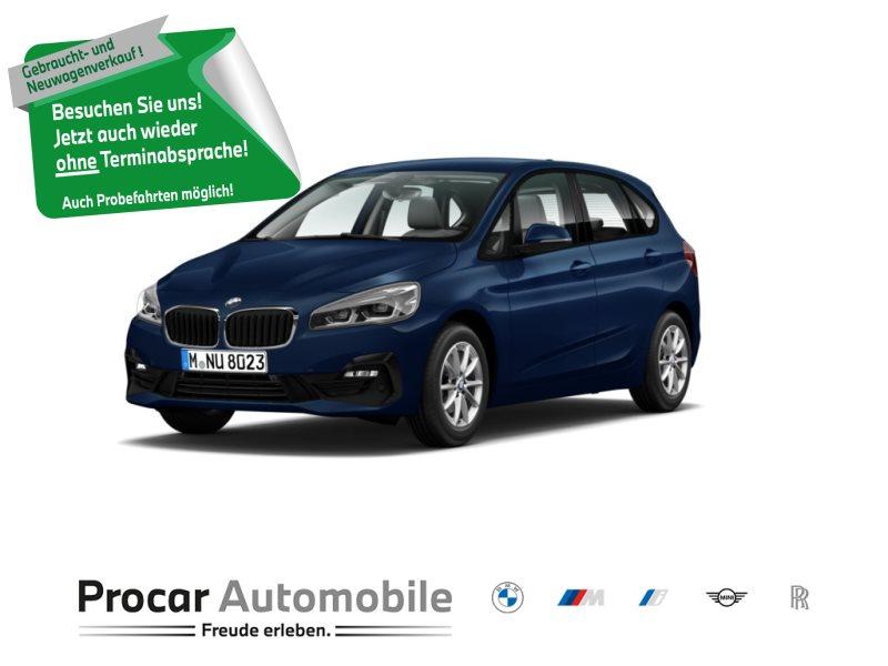 BMW 218i Active Tourer Finanz. ab 1% Advantage LED, Jahr 2018, Benzin