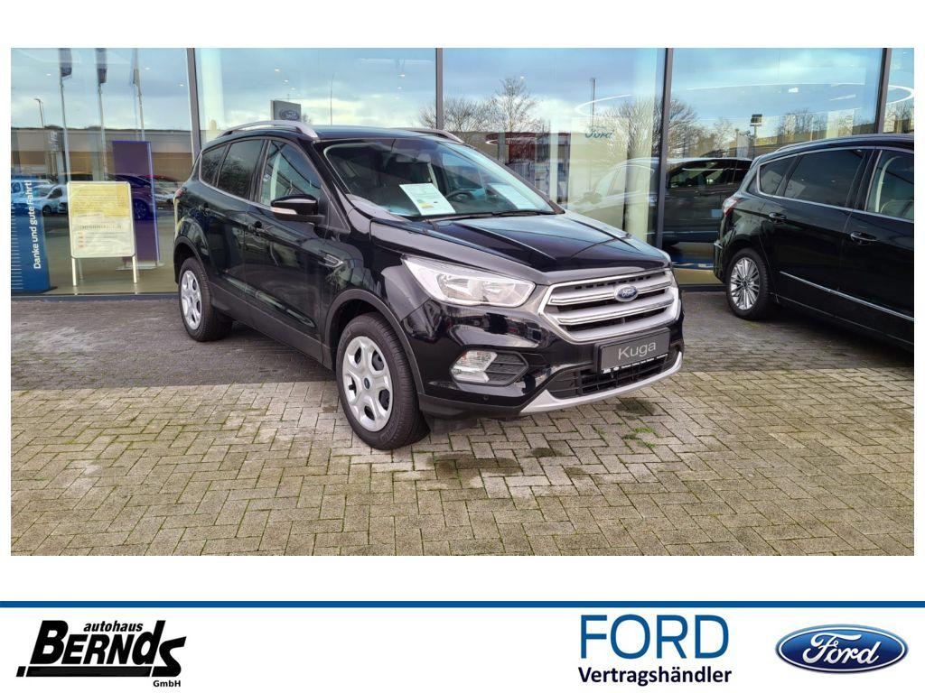 Ford Kuga 1.5 EcoBoost 2x4 Trend BT-RADIO S&S KLIMA, Jahr 2019, Benzin