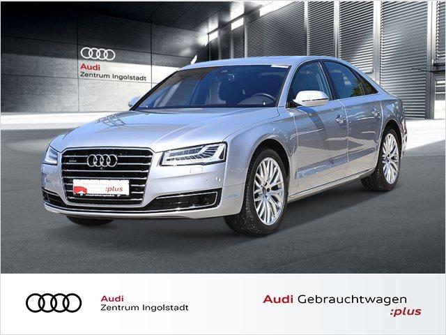 Audi A8 3.0 TDI qu MATRIX STHZG ACC B&O Massage 20, Jahr 2015, Diesel