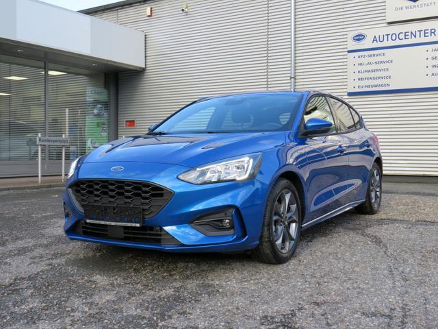 Ford Focus ST-Line 1.0 EcoBoost 5J. Garantie Famil..., Jahr 2021, Benzin