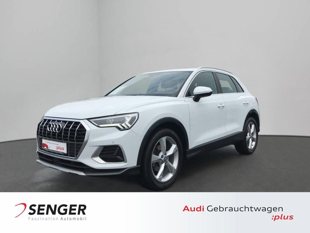 Audi Q3 Sport advanced 35 TDI quattro Spurhalteassi., Jahr 2019, Diesel