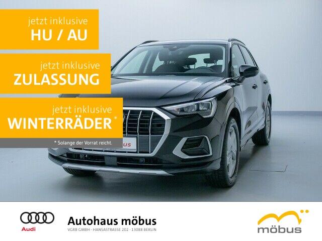Audi Q3 advanced 40 TDI QU*S-TRO*VIRT*SHZ*PDC*GRA*BT, Jahr 2019, Diesel