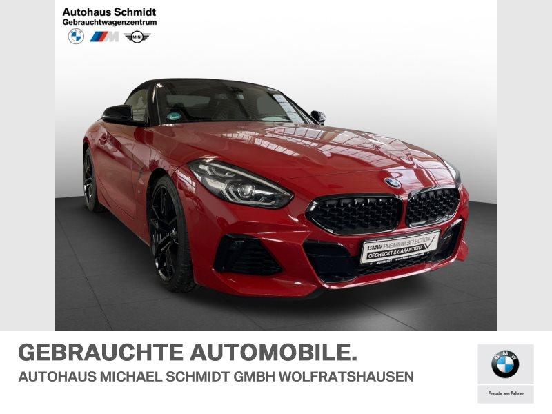 BMW Z4 M40i Memory*19 Zoll*DAB*Head Uü*Harman Kardon*, Jahr 2020, Benzin