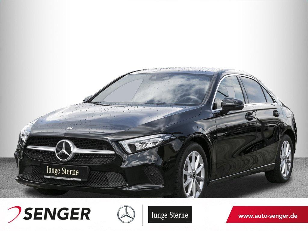 Mercedes-Benz A 180*Limousine*Progressive*Display digital*Pano, Jahr 2020, Benzin