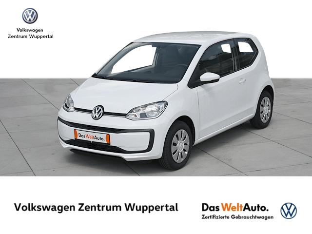 Volkswagen up! 1 0 move KLIMA ZV E-FENSTER, Jahr 2017, Benzin