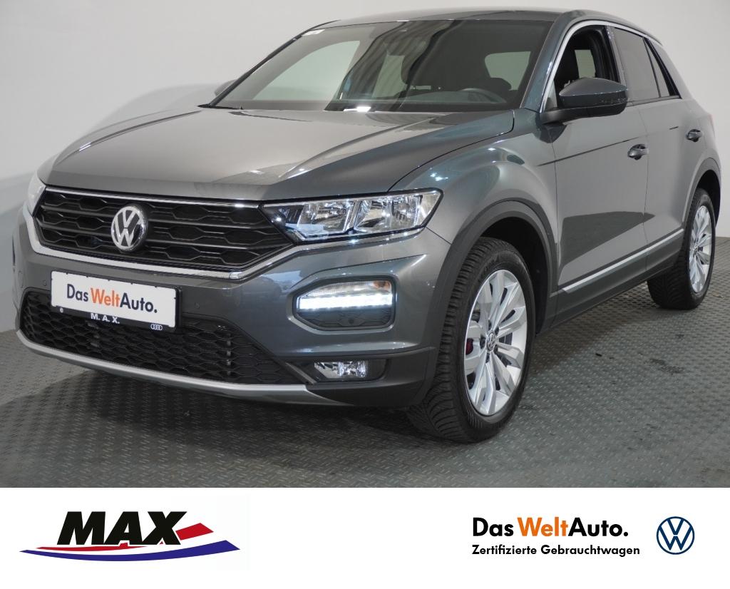Volkswagen T-Roc 1.5 TSI SPORT 5j GAR NAVI ACC ALU PDC, Jahr 2020, Benzin