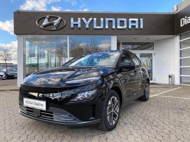 Hyundai Kona Elektro MJ21 Facelift Select (100kW) +KAMERA+KLIMAAAUTO+SHZ+PDC+UVM+, Jahr 2021, Elektro