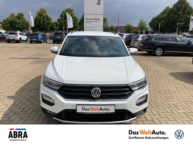 Volkswagen T-Roc 1.5 TSI Sport LANE BLUETOOTH PDC SITZHZG., Jahr 2018, Benzin