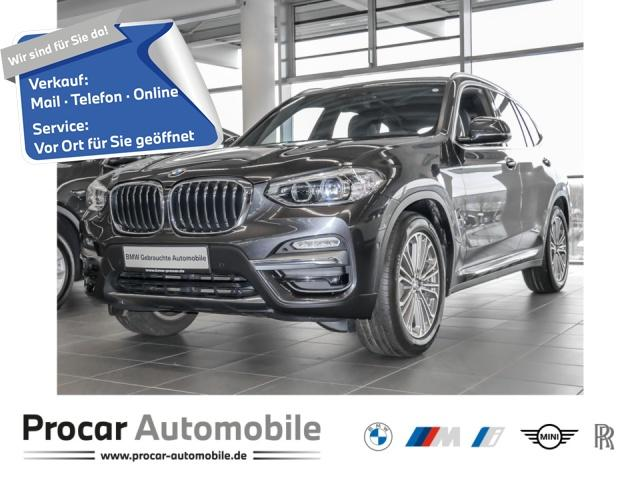 BMW X3 xDrive20d Luxury Line Head-Up LED Pano AHK, Jahr 2017, Diesel