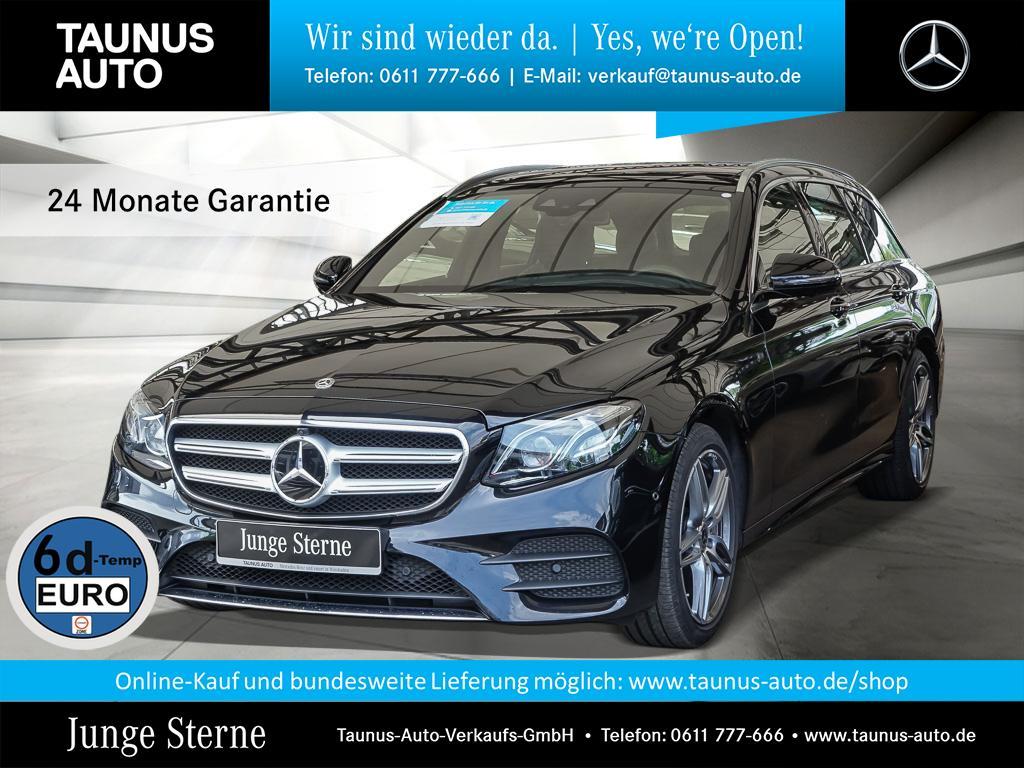 Mercedes-Benz E 450 4M T AMG-LINE COMAND WIDESCREEN PANORAMA, Jahr 2019, Benzin