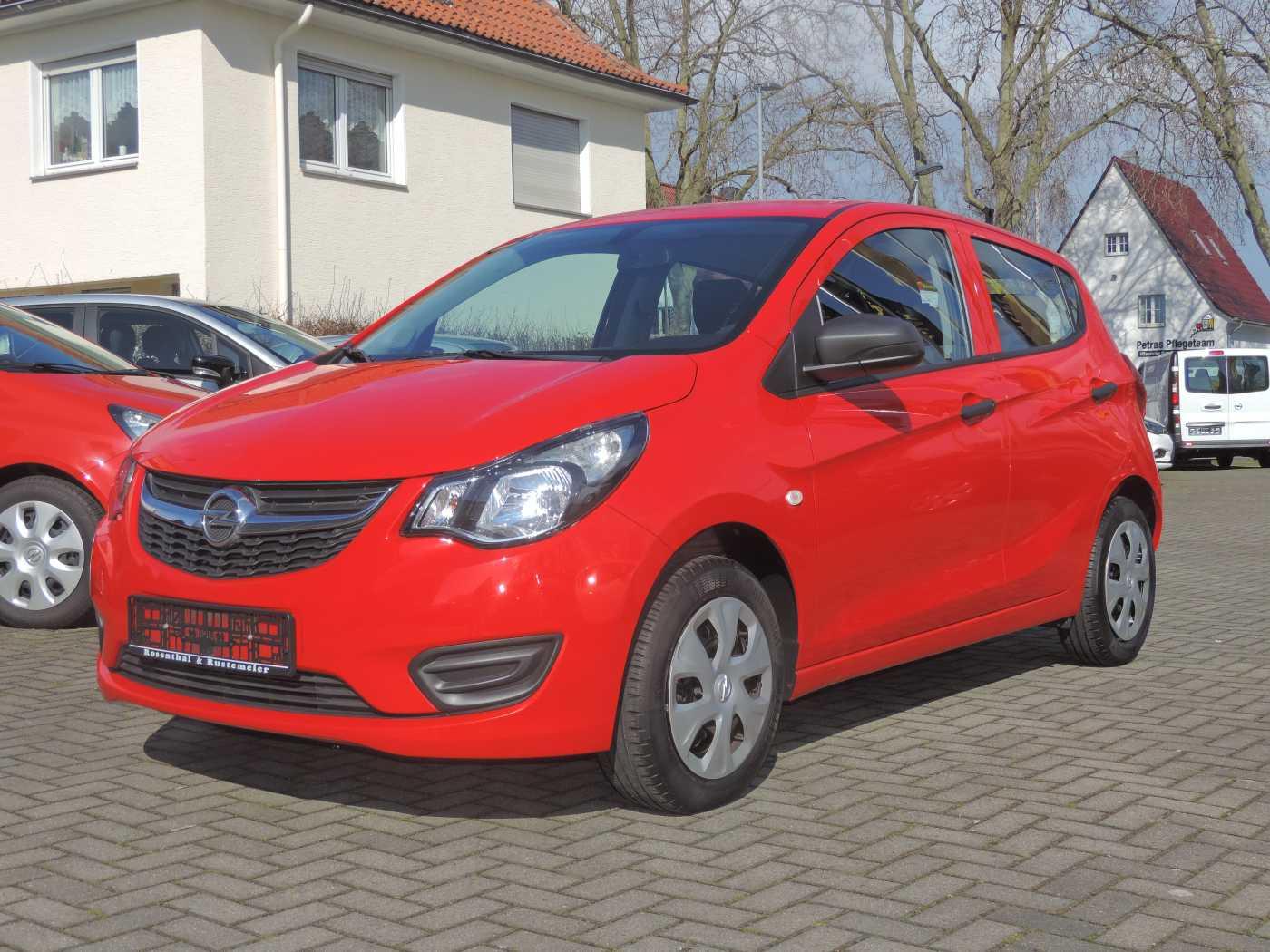 Opel Karl 1.0 Selection KLIMA, Jahr 2015, Benzin
