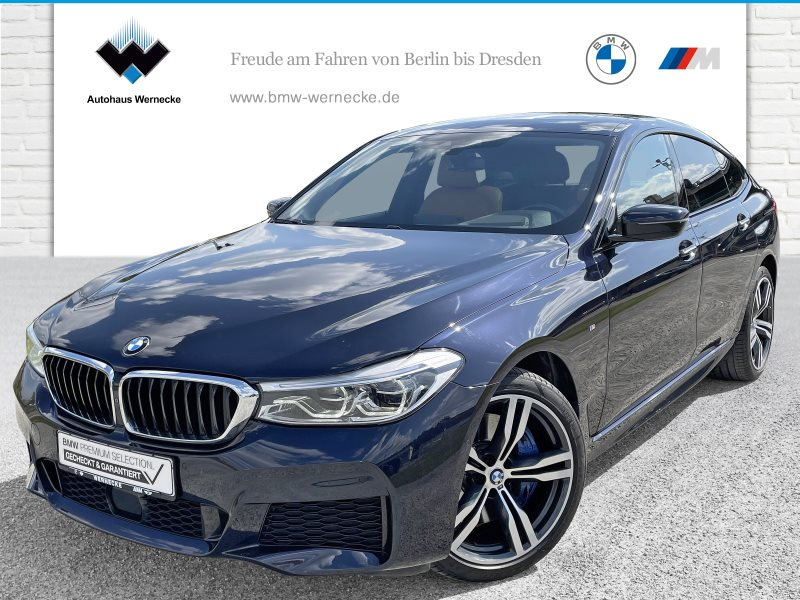 BMW 630d xDrive Gran Turismo M Sportpaket Head-Up, Jahr 2018, Diesel