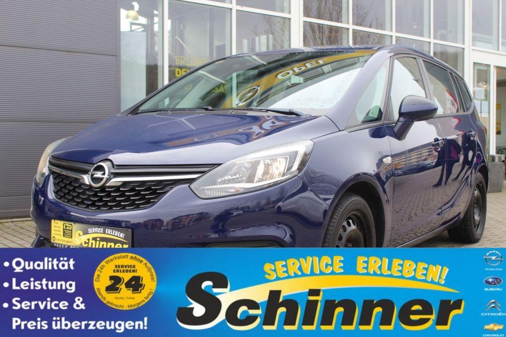 Opel Zafira 1.6 D (CDTi ecoFLEX) Start/Stop Edition, Jahr 2017, Diesel