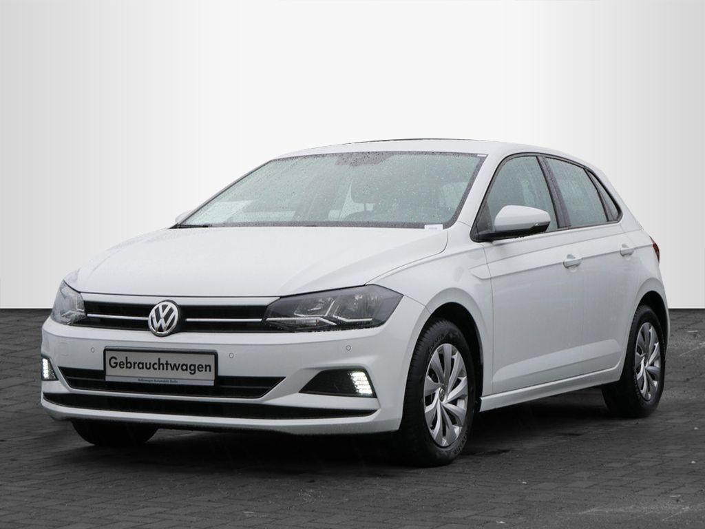 Volkswagen Polo 1.0TSI DSG Comfortline NAVI PDC, Jahr 2018, Benzin