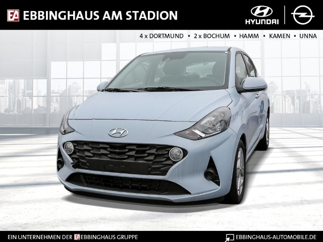 Hyundai i10 Trend 1.0 Euro-6d-Temp Start-Stopp/Klimaanlage/Sitz-& Lenkradheizung, Jahr 2020, Benzin